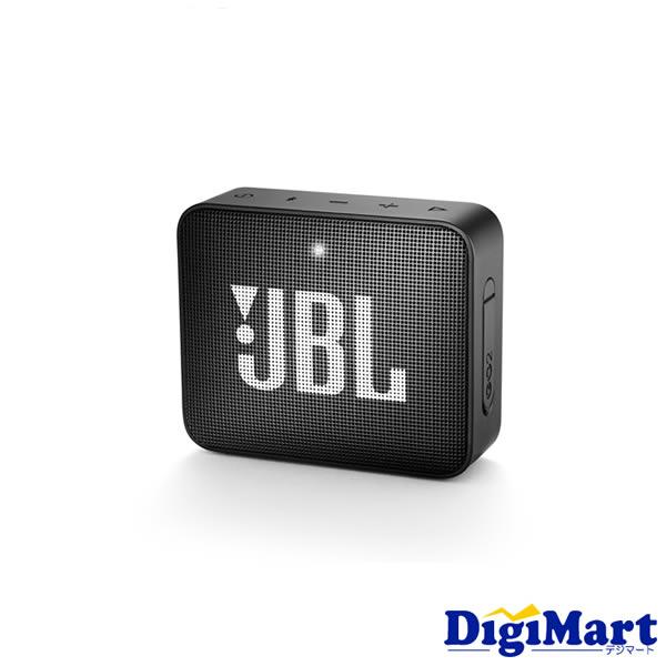 JBL Bluetooth スピーカー Go 2 [ブラック] 【新品・正規品】