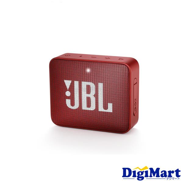 JBL Bluetooth スピーカー Go 2 [レッド] 【新品・正規品】