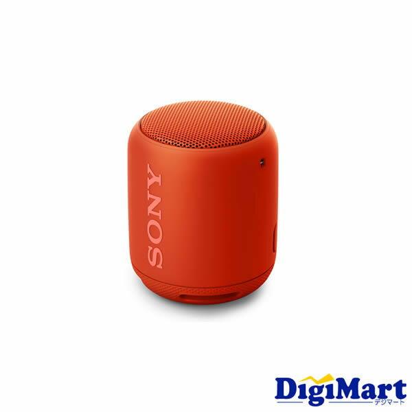 ソニー SONY ワイヤレスポータブルスピーカー SRS-XB10 [オレンジレッド]【新品・国内正規品】