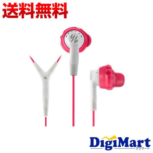 【送料無料】ヤーバッズ yurbuds INSPIRE400 FOR WOMEN [ピンク/ホワイト] スポーツタイプイヤホン (アップル製品対応の3ボタンリモコンを装備)【新品】