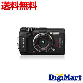 【送料無料】オリンパス OLYMPUS STYLUS TG-5 Tough [ブラック] デジタルカメラ【新品・並行輸入品・保証付き】