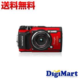 【送料無料】オリンパス OLYMPUS STYLUS TG-5 Tough [レッド] デジタルカメラ【新品・並行輸入品・保証付き】