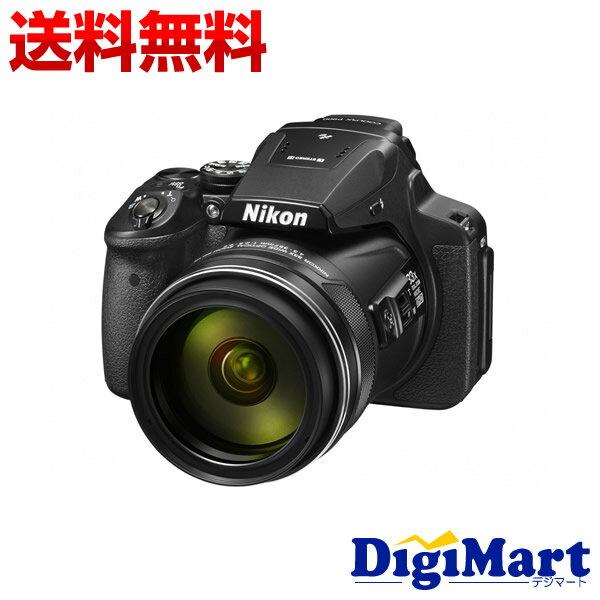 【送料無料】ニコン Nikon COOLPIX P900 [ブラック] デジタルカメラ【新品・国内正規品】