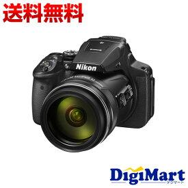 【楽天カード決済でポイント7倍】 [21日20時から]【送料無料】ニコン Nikon COOLPIX P900 [ブラック] デジタルカメラ【新品・国内正規品】