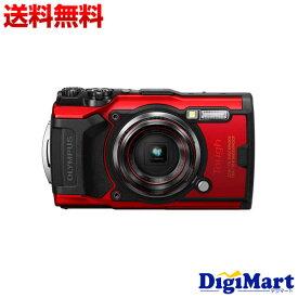 【送料無料】オリンパス OLYMPUS STYLUS TG-6 Tough [レッド] デジタルカメラ【新品・並行輸入品・保証付き】(2690)