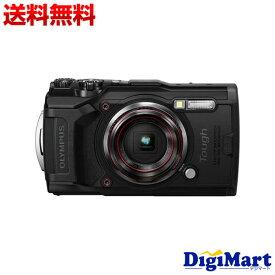 【送料無料】オリンパス OLYMPUS STYLUS TG-6 Tough [ブラック] デジタルカメラ【新品・並行輸入品・保証付き】(2676)