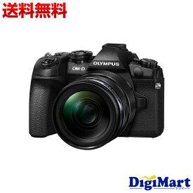 【送料無料】オリンパス OLYMPUS OM-D E-M1 Mark II 12-40mm F2.8 PROキット デジタル一眼レフカメラ【新品・国内正規品】