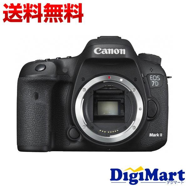 【楽天カード決済でポイント9倍】 [21日 9:59まで]【送料無料】キャノン Canon EOS 7D Mark II ボディ デジタル一眼レフカメラ 【新品・国内正規品】