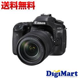 【送料無料】キャノン Canon EOS 80D EF-S18-135 IS USM レンズキット デジタル一眼レフカメラ 【新品・国内正規品】
