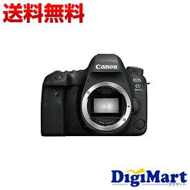 【送料無料】キヤノン Canon EOS 6D Mark II ボディ (※レンズ別売り) デジタル一眼レフカメラ 【新品・国内正規品】