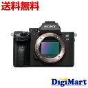 【送料無料】ソニー SONY α7 III ILCE-7M3 ボディ [ブラック] デジタル一眼レフカメラ【新品・並行輸入品・保証付き…