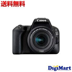 【送料無料】キャノン Canon Rebel T7 EOS 2000D (※Kiss X90) EF-S18-55 IS II レンズキット【新品・並行輸入品(逆輸入)・保証付き】