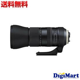 【送料無料】タムロン TAMRON SP 150-600mm F/5-6.3 Di VC USD G2 (Model A022) [キヤノン用]【新品・並行輸入品・保証付き】