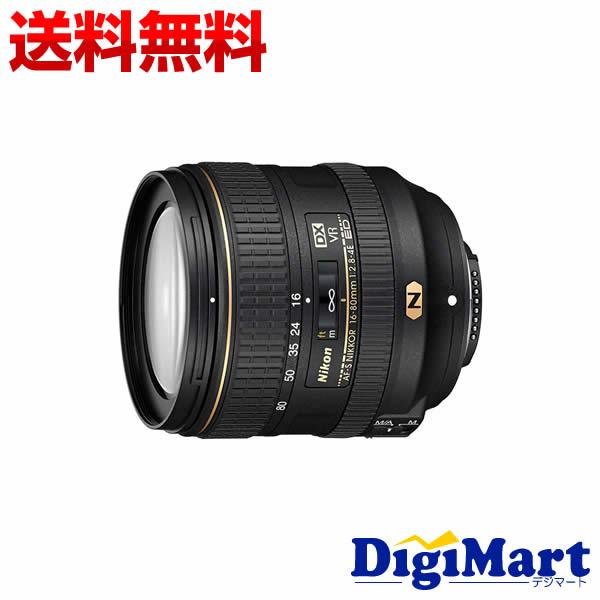 4月2日以降の発送【送料無料】ニコン Nikon AF-S DX NIKKOR 16-80mm f/2.8-4E ED VR ズームレンズ【新品・国内正規・簡易化粧箱】