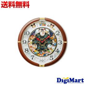 【送料無料】セイコー SEIKO Disney ツムツム TSUMTSUM からくり時計 FW588B