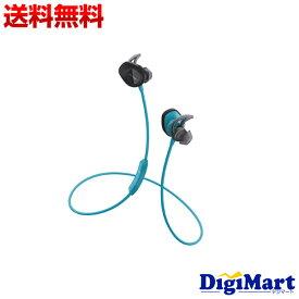 【送料無料】ボーズ BOSE SoundSport wireless headphones [アクア] カナル型 ワイヤレスイヤホン【新品・並行輸入品】