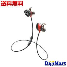 【送料無料】ボーズ BOSE SoundSport Pulse wireless headphones [パワーレッド] カナル型 ワイヤレスイヤホン【新品・並行輸入品】