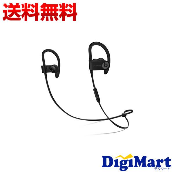 【送料無料】beats by dr.dre Powerbeats3 Bluetooth ワイヤレスイヤホン ML8V2PA/A [ブラック]【新品・国内正規品】