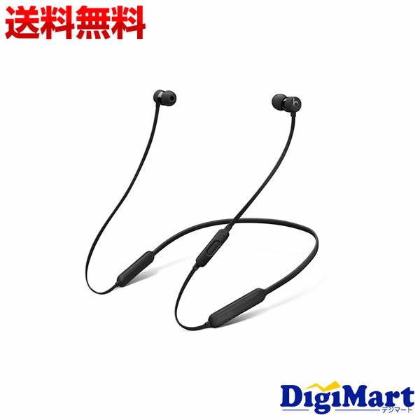 【送料無料】beats by dr.dre BeatsX Bluetooth ワイヤレスイヤホン MTH52PA/A [ブラック]【新品・国内正規品】