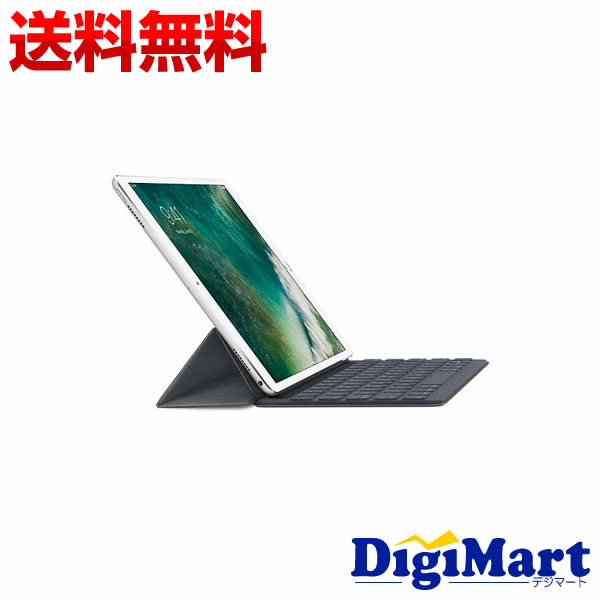 全品最大ポイント22倍!PCからかんたんエントリー [期間:3月18日10:00〜19日9:59]【送料無料】Apple Smart Keyboard 10.5インチiPad Pro用 キーボード MPTL2J/A【新品】