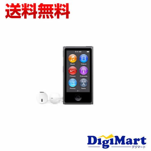 【送料無料】アップル Apple iPod nano 16GB MKN52ZP/A [スペースグレイ]【新品・並行輸入品】