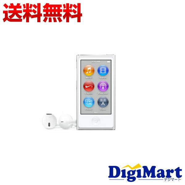 【送料無料】アップル Apple iPod nano 16GB MKN22ZP/A [シルバー]【新品・並行輸入品】