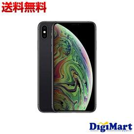 【楽天カード決済でポイント7倍】 [21日20時から]【送料無料】アップル APPLE iPhone XS Max 64GB SIMフリー [スペースグレイ] MT6Q2J/A 国内正規品【新品】