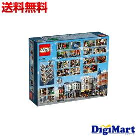 【楽天カード決済でポイント7倍】 [21日20時から]【送料無料】LEGO レゴ クリエイター 10255 にぎやかな街角【新品・並行輸入品】