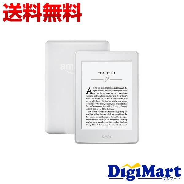 【送料無料】アマゾン Amazon Kindle Paperwhite 【ホワイト】【新品・国内正規品】