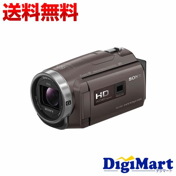 【送料無料】ソニー SONY HDR-PJ680 (TI) [ブロンズブラウン] ビデオカメラ【新品・国内正規品】(HDRPJ680)