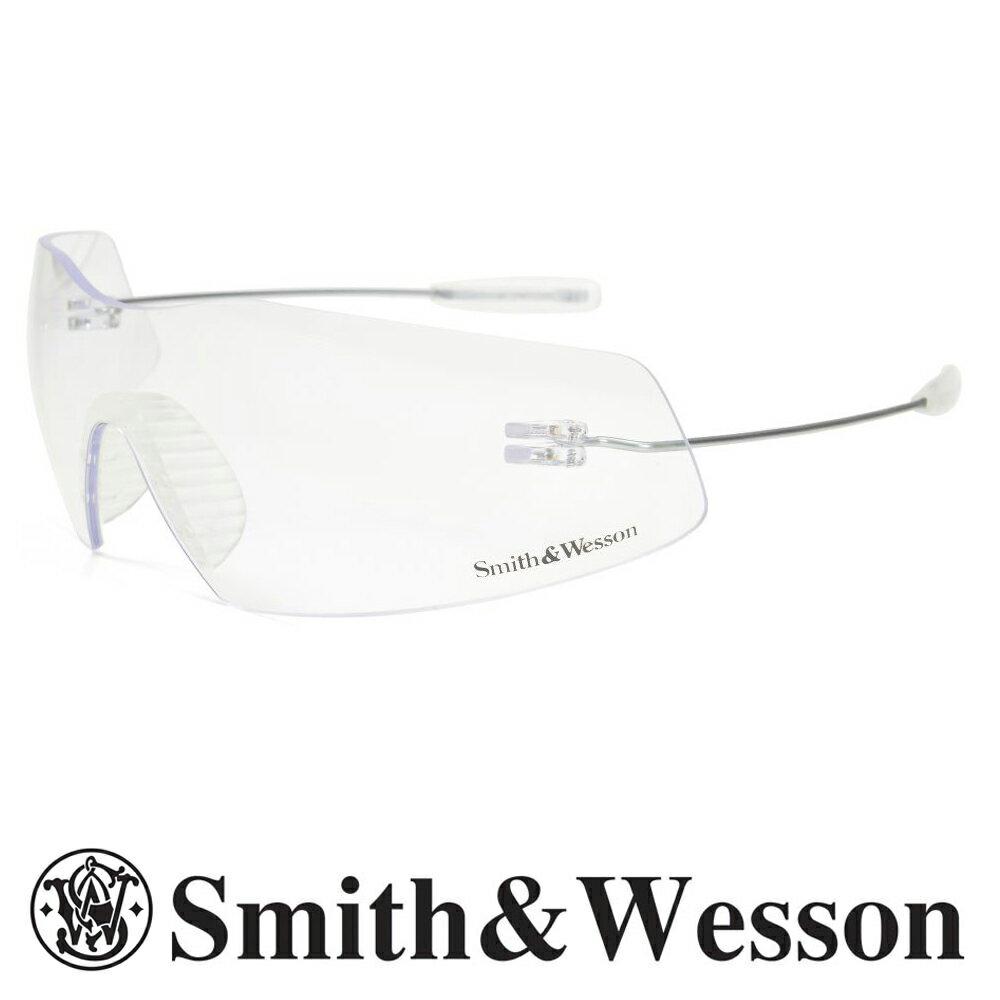 スミス&ウエッソン シューティンググラス ファントム クリア S&W | スミス&ウェッソン Phantom サングラス メンズ 紫外線カット UVカット グラサン クレー射撃 保護眼鏡 保護メガネ 曇り止め透明