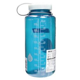 NALGENE ナルゲンボトル Tritan 広口 1.0L [ トラウトグリーン ] キャンティーン 水筒 トライタン 1L 1リットル