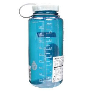 NALGENE ナルゲンボトル Tritan 広口 1.0L [ トラウトグリーン ] キャンティーン 水筒 トライタン 1L 1リットル ウォーターボトル マグボトル