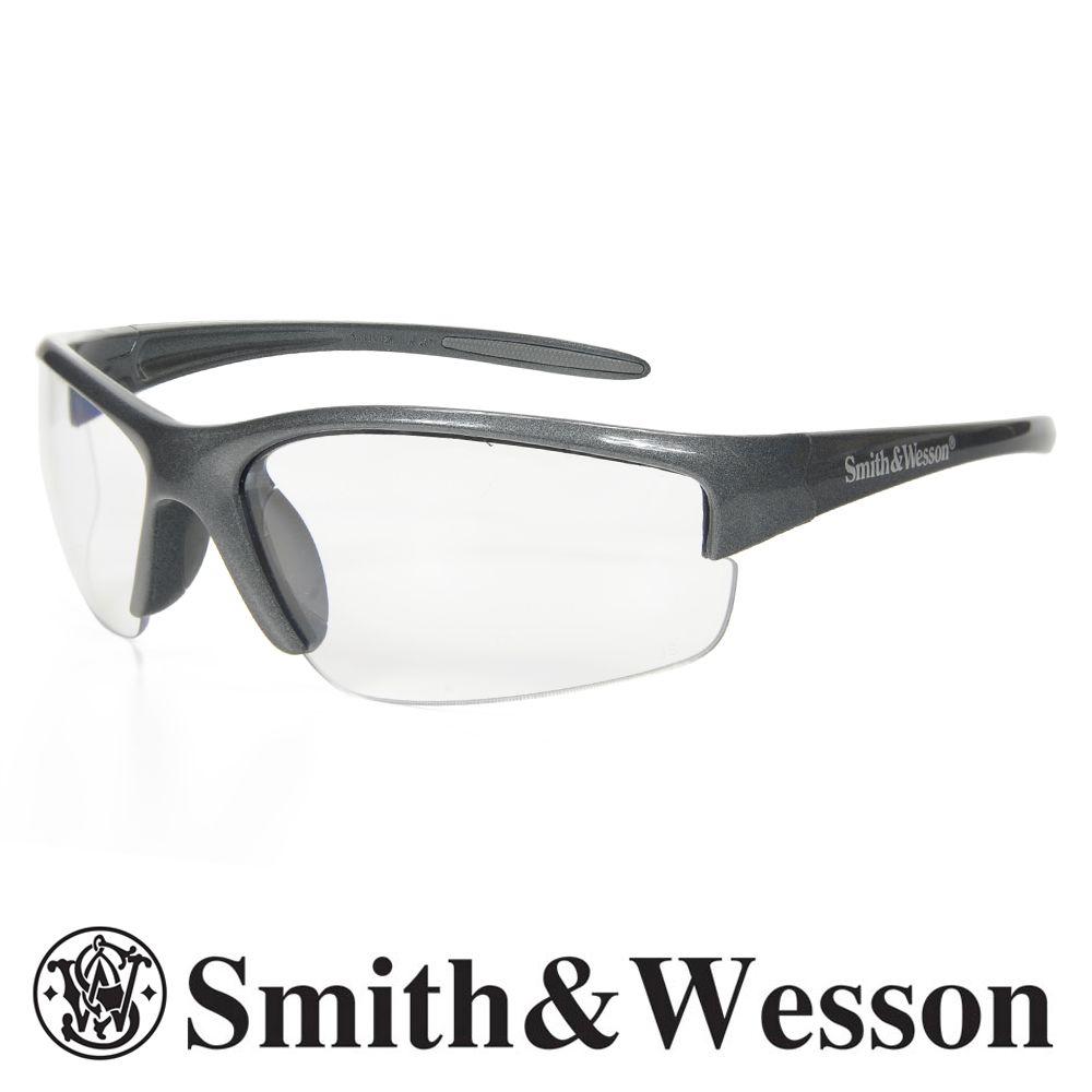 スミス&ウエッソン サングラス イコライザー クリア S&W | スミス&ウェッソン メンズ スポーツ 紫外線カット UVカット グラサン 運転 ドライブ バイク ツーリング 曇り止め 透明