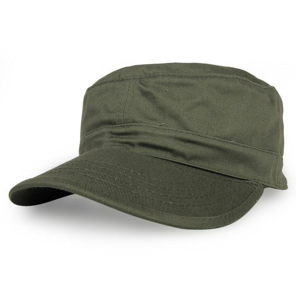 Rothco ファティーグキャップ ベルクロ調節可能 [ オリーブドラブ ] 帽子 | ベースボールキャップ 野球帽 メンズ ハット ミリタリーキャップ