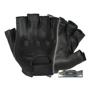 Damascus Gear ドライビンググローブ D22S ハーフフィンガー [ Sサイズ ] ダマスカスギア |革手袋 レザーグローブ 皮製 皮手袋 ハンティンググローブ タクティカルグローブ ミリタリーグローブ 軍