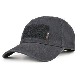 5.11タクティカル 野球帽 フラッグベアラ 89406 [ ブラック ] 5.11Tactical 511 ベースボールキャップ メンズ ワークキャップ ハット ミリタリーキャップ