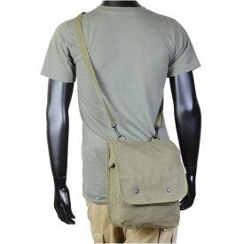 Rothco ショルダーバッグ マップケース [ オリーブドラブ ] オリーブドラブiPad用バッグ iPad収納ケース iPadポーチ | ショルダーバック メッセンジャーバッグ かばん カジュアルバッグ カバン 鞄 ミリタリー 帆布 斜めがけバッグ OD 肩掛けかばん 肩掛けカバン