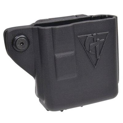 COMPTACライフルマガジンポーチM4M16プッシュボタンロック[左用]M4マガジンポーチM4マグポーチM16マグポーチシングルマガジンポーチ弾倉
