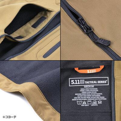 5.11タクティカルコバートコンシールメントベスト80016[バトルブラウン/Sサイズ]5.11Tactical511ミリタリー用品サバゲー装備