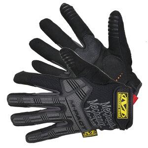 MechanixWear タクティカルグローブ M-Pact トレックドライ製 [ ブラック / Mサイズ ] メカニックスウェア ハンティンググローブ ミリタリーグローブ 手袋 軍用手袋 サバゲーグローブ LE装備