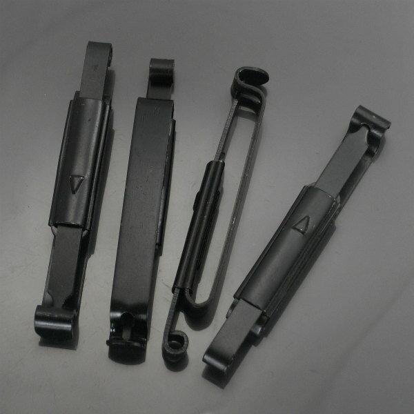 アリスクリップ 4本セット MOLLE対応 金属製 ロスコ ROTHCO ALICE |