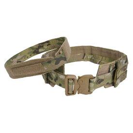 WARRIOR ASSAULT SYSTEMS 実物 ロープロファイル MOLLEベルト 3点セット [ マルチカム / Mサイズ ] ウォリアー アサルト システムズ WAS サバゲー サバゲー装備 Low Profile Belt with Cobra belt
