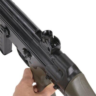 LCTairsoft電動ガンG3A3スチール製LC-3シリーズ[オリーブドラブ]エアソフトオートマチックAKシリーズLC3A3Sハンドガン拳銃ピストル18才以上用18歳以上用電動ブローバック