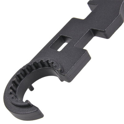 AR15/M16/M4対応マルチファンクションツールマルチファンクションレンチツールE鋼ステンレス