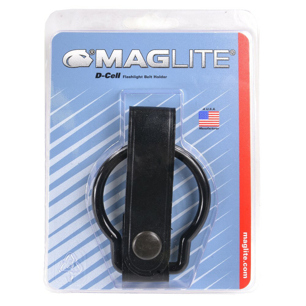 MAGLITE ライトホルダー リングタイプ [ Dセル(単1電池) ] | MAG-LITE ライトケース ライトポーチ 懐中電灯ポーチ 懐中電灯ケース 懐中電灯収納