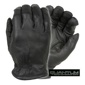 Damascus Gear ポリスグローブ Q5 クワンタム 防刃 [ Mサイズ ] ダマスカスギア 革手袋 レザーグローブ 皮製 皮手袋 ハンティンググローブ タクティカルグローブ ミリタリーグローブ 軍用手袋 サ