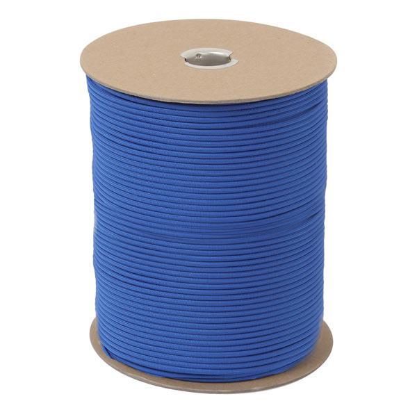 ROTHCO パラコード タイプ3 ロイヤルブルー [ 305m ] ロスコ 550パラコード パラシュートコード ロープ 綱 靴紐 靴ひも シューレース
