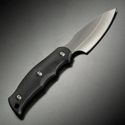 Gサカイサビナイフ1直刃ブラック11502