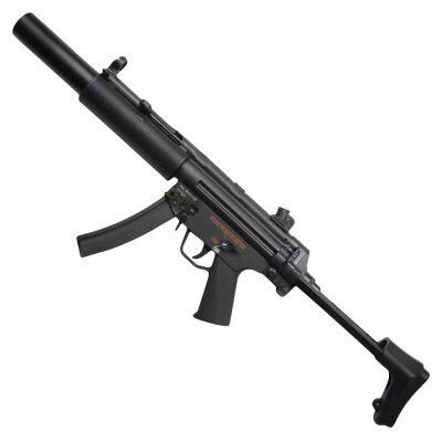 ボルトエアソフト電動ガンMP5SD6CLASSICBoltAirsoftクラシックSDシリーズハンドガン拳銃ピストル18才以上用18歳以上用電動ブローバックベルクロワッペンシールマガジン